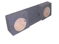 high end subwoofer enclosures